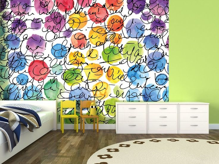 Buy online Doodle By mycollection.it, motif nonwoven wallpaper, andrea capecci Collection