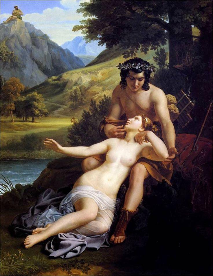 Akis a Galatea, Alexandre Charles Guillemot