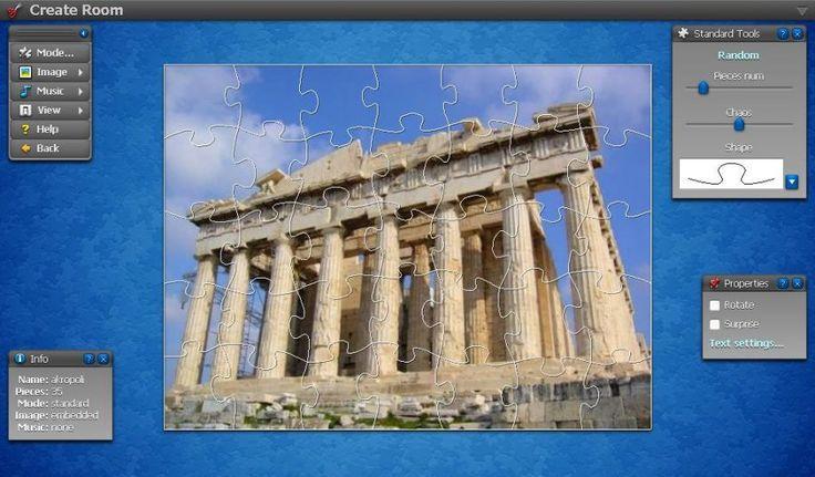 Κατασκευάστε puzzle από φωτογραφία