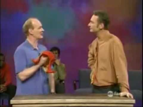 """""""Suction.""""  """"Colin, NO.""""  """"Yeah.""""  """"oh""""        Whose Line Is It Anyway? - Informercial - Arm Hair"""