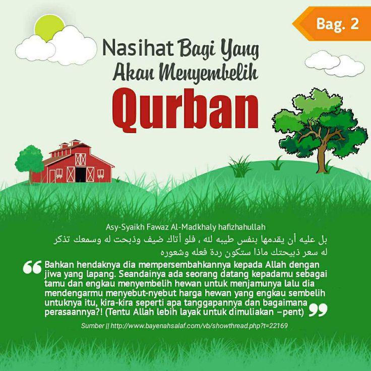 Follow @NasihatSahabatCom http://nasihatsahabat.com #nasihatsahabat #mutiarasunnah #motivasiIslami #petuahulama #hadist #hadits #nasihatulama #fatwaulama #akhlak #akhlaq #sunnah  #aqidah #akidah #salafiyah #Muslimah #adabIslami #DakwahSalaf # #ManhajSalaf #Alhaq #Kajiansalaf  #dakwahsunnah #Islam #ahlussunnah  #sunnah #tauhid #dakwahtauhid #alquran #kajiansunnah #salafy #qurban #kurban #korban #nasihatbagiyangmenyembelihkurban #PersembahkanKurbandenganJiwaLapang #adabberkurban