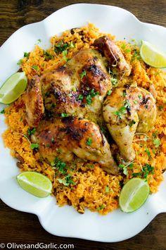 Delicious Cuban Chicken