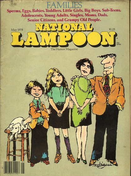 National Lampoon May 1978
