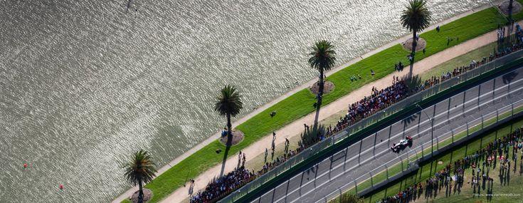 McLaren Formula 1 - 2013 Season - Australian Grand Prix