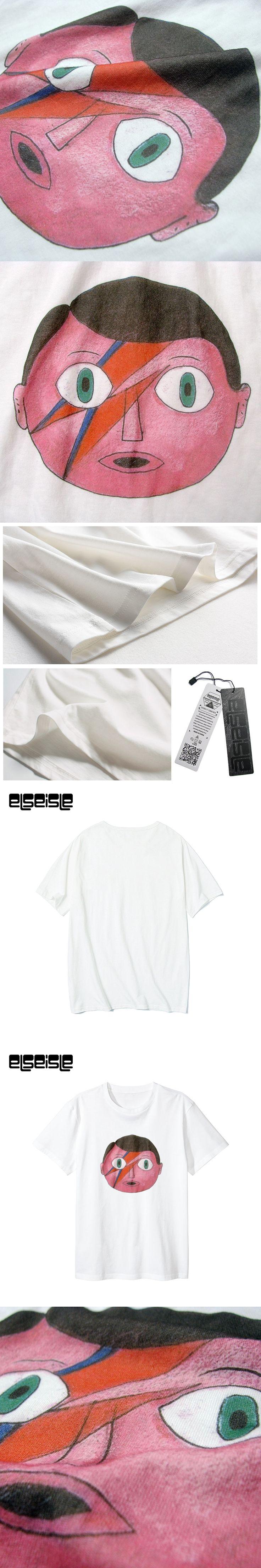 Anime figure paint mask Frank movie t shirt movie art funny t shirt male clothing brand t-shirt elseisle pop culture t shirt men