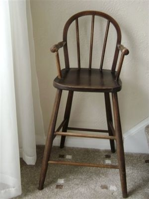 High Chairs Uk How To Reupholster Vintage Child S Wooden Chair Home Pinterest And Baby Bedroom