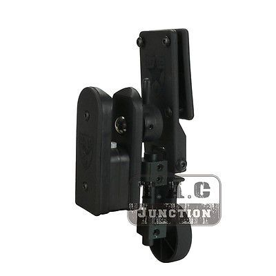 IPSC USPSA Competition Speed Draw Universal Right & Left Hand Pistol Gun Holster