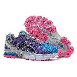 ASICS Gel Kinsei 4 Womens Purple/Blue