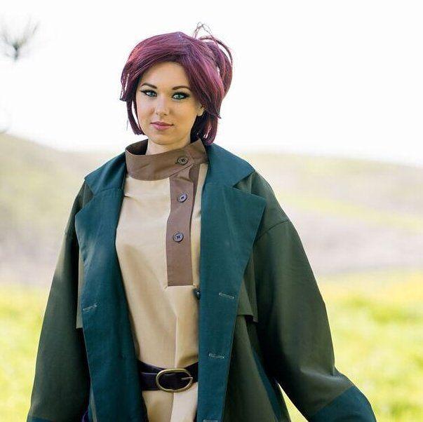 Anya  Thank you so much @cosplaysky for the perfect costume! Wig @PurplePlumInc Lenses @ttdeye_colors Pic @can_did_photos  #anya #anastasia #movie #cartoon #cosplay #disney