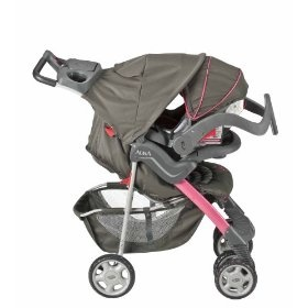Evenflo Aura Select Travel System, Alhambra, (baby girl ...