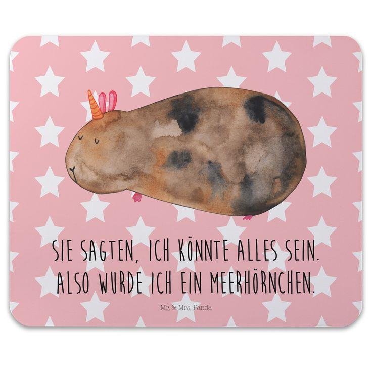 Mauspad Druck Meerhörnchen Wunsch aus Naturkautschuk  black - Das Original von Mr. & Mrs. Panda.  Ein wunderschönes Mouse Pad der Marke Mr. & Mrs. Panda. Alle Motive werden liebevoll gestaltet und in unserer Manufaktur in Norddeutschland per Hand auf die Mouse Pads aufgebracht.    Über unser Motiv Meerhörnchen Wunsch  Ein Einhorn Edition ist eine ganz besonders liebevolle und einzigartige Kollektion von Mr. & Mrs. Panda. Wie immer bei unseren Produkten sind alle Motive handgezeichnet und…