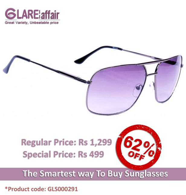 EDWARD BLAZE EB-TE116 GREY SUNGLASSES http://www.glareaffair.com/sunglasses/edward-blaze-eb-te116-grey-sunglasses.html  Brand : Edward Blaze  Regular Price: Rs1,299 Special Price: Rs499  Discount : Rs800 (62%)