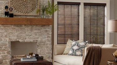 "2"" Deluxe Wood Blinds 