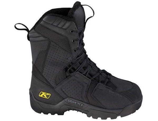 2013 Klim Arctic GTX Snowmobile Boots - 10
