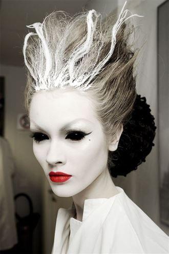 En ilginç CADILAR BAYRAMI makyajları( Most interesting Halloween Celebration Makeup)