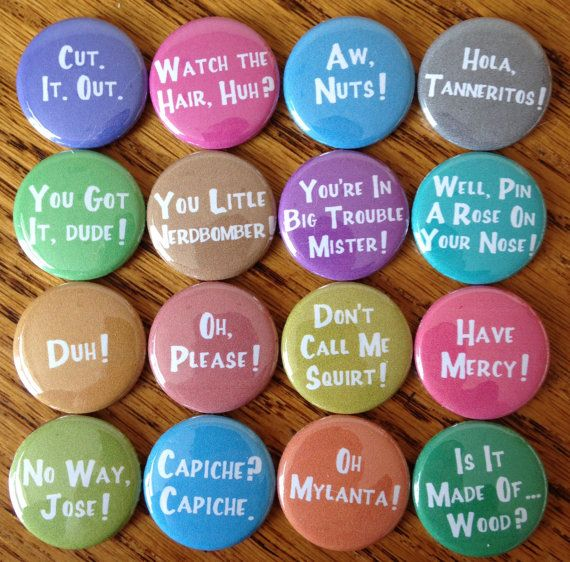Full House Catchphrases Magnets