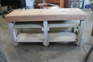 New Items Up For Sale, HUGE Workbench/Island and HUGE Chalkboard!! ~SOLD~ - Country Style Accents