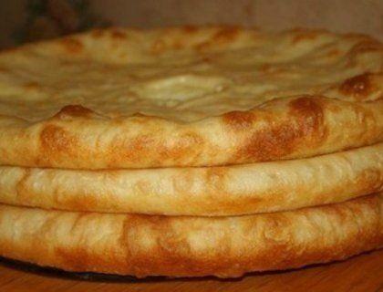 Осетинские пироги с картошкой. Я влюбилась!