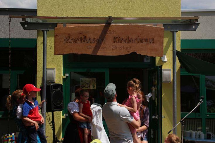 Städtischer Kindergarten wurde ein Montessori Kinderhaus