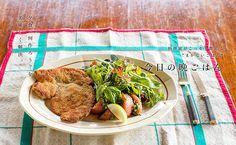 豚肩ロースのミラノ風カツレツのレシピ・作り方   暮らし上手