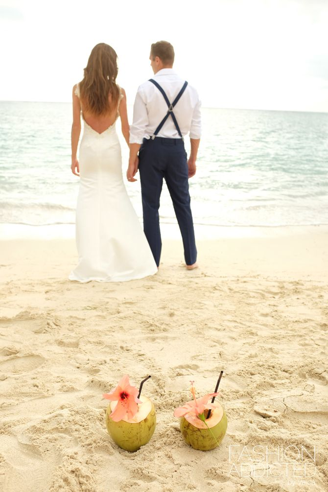 Wedding in Mauritius. Beach Destination | Fashion addicted