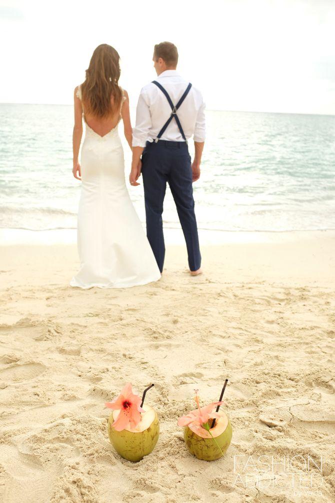 Wedding in Mauritius. Beach Destination   Fashion addicted