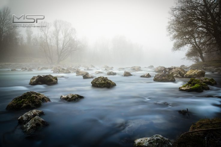 Foggy Isar by Michael Schubert on 500px