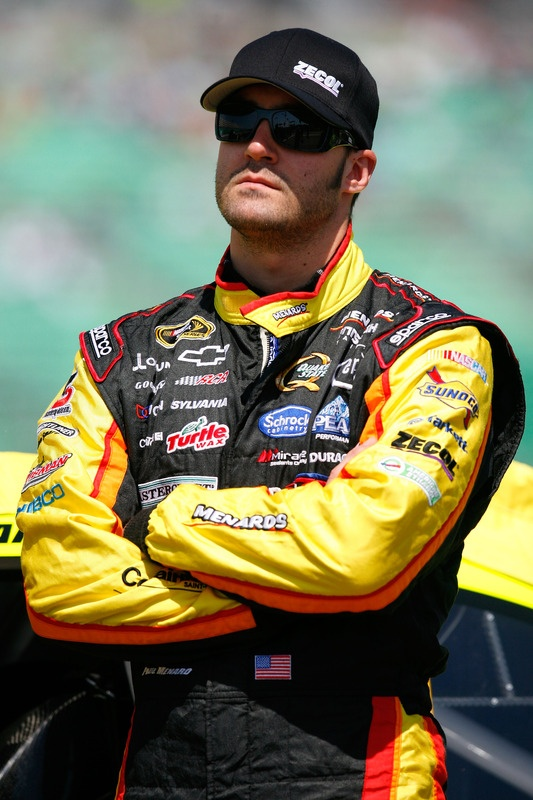 Paul Menard, NASCAR driver