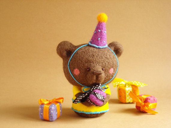 ☆ ☆ Purple and Yellow Party! ☆ ☆ by Constança Nobre on Etsy