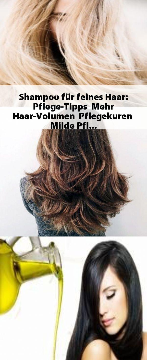 Pflege Für Feines Haar