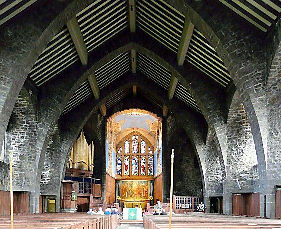 Arts And Crafts Church Sunderland