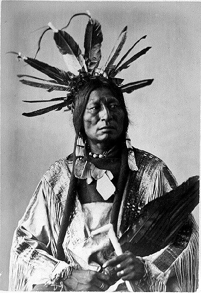 Many Horses, a Teton Lakota, photographed in 1872 by Alexander Gardner  Courtesy Smithsonian Institution, National Anthropological Archives