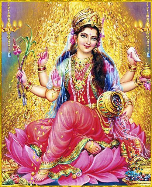 152 Best Images About Goddess Lakshmi
