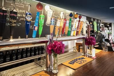 Visit our Windsor, VT Brewery - Harpoon Brewery