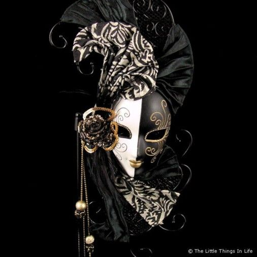 masquerade mask black background wallpaper - photo #9