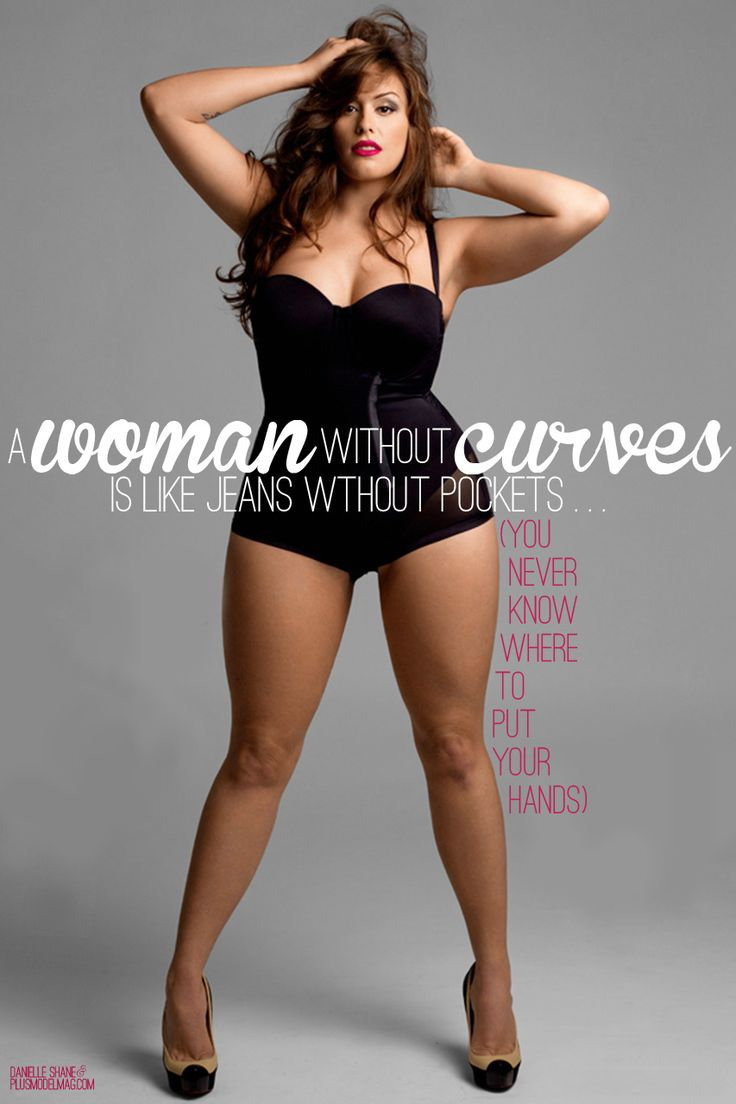 LOVE...I want to be toned and lose some weight but don't want to lose the curvy part. Have to stay motivated!!!