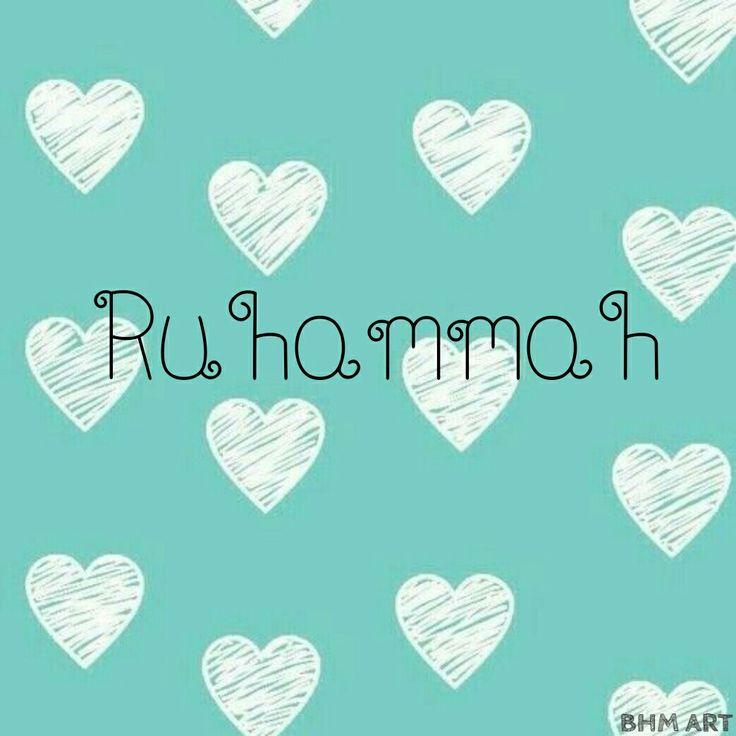 Ruhammah