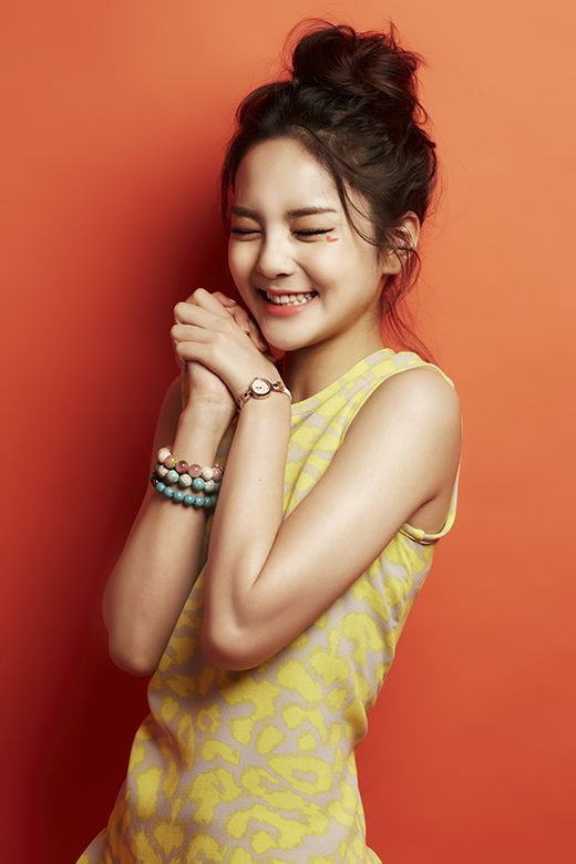 """www.bekanbell.com - [ 송소희 /bnt pictorial] Cute and Feminine timepieces from Germany """"Butterfly on your wrist"""" #watch #germany #bekanbell #celebrity #fashion #bnt"""