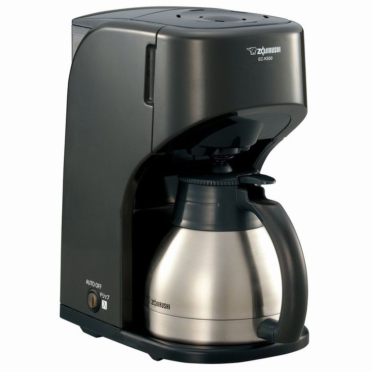 ZOJIRUSHI coffee makers [Cup approximately 1 ~ 5 tablespoons] EC-KS50-TB dark brown