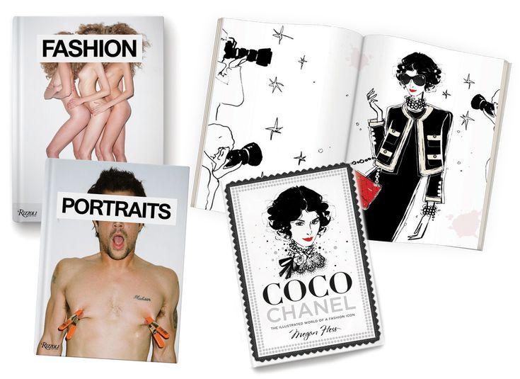 A autobiografia de Grace Jones, Valentino: Mirabilia Romae e o livro ilustrado sobre Coco Chanel são alguns títulos que agitam o mercado literário nos próximos meses (Foto: Divulgação e Cortesia Grace Coddington)