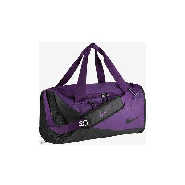 Nike Alpha Duff BA5257 543 Sports bag ($99) ❤ liked on Polyvore featuring bags, handbags, multicolour, sports bag, tri color handbags, nike handbags, sport bag, sports purses and multi colored purses
