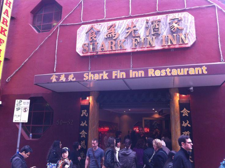 Shark Fin Inn Restaurant