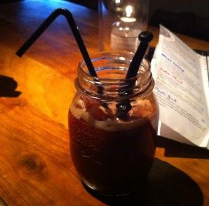 'Liquorice Jewel' From Bar 7, Denmark.
