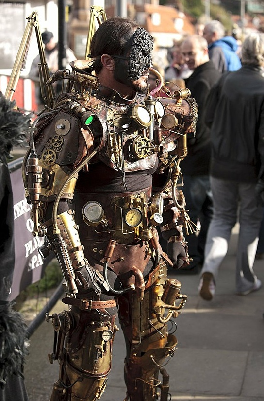 8 Best Images About Cool Steampunk Stuff On Pinterest