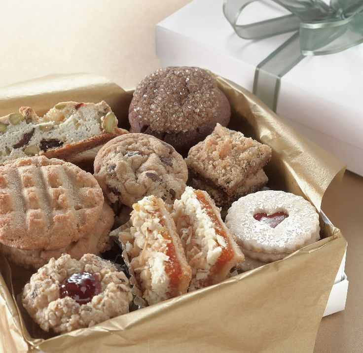 Christmas Box of Cookies
