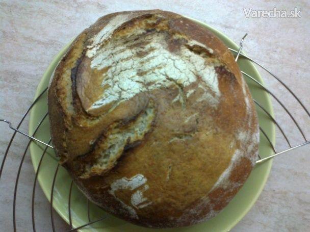 Chlieb, ktorý sa mi vždy podarí
