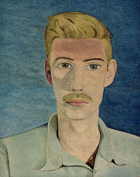 Lucian Freud Portrait of John Craxton