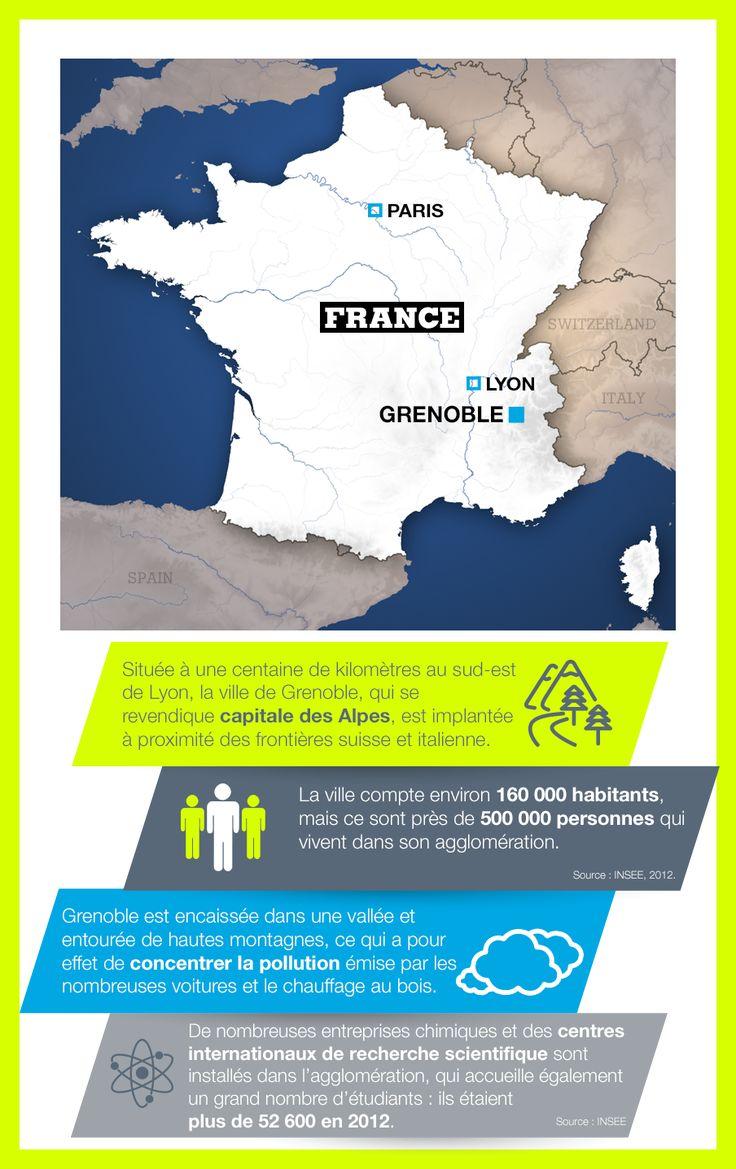 Paris se prépare à accueillir la COP21, la conférence des Nations unies sur les changements climatiques. Tous les regards sont  donc tournés vers la capitale française, mais dans l'Hexagone, c'est à Grenoble, dans les Alpes, que les initiatives environnementales les plus ambitieuses ont d'ores et déjà été lancées. France 24 a arpenté ses rues et rencontré ses habitants pour découvrir ce qui fait de cette cité alpine une ville verte et quels sont les obstacles qu'elle rencontre.