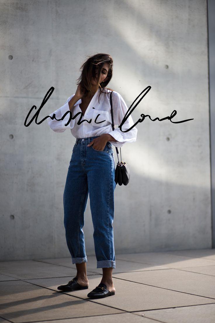 Ich zeige euch in Kooperation mit Nescafé Dolce Gusto meinen neu Interpretation der Mom Jeans, meinen kreativen Prozess und die neue Nescafé Kampagne.