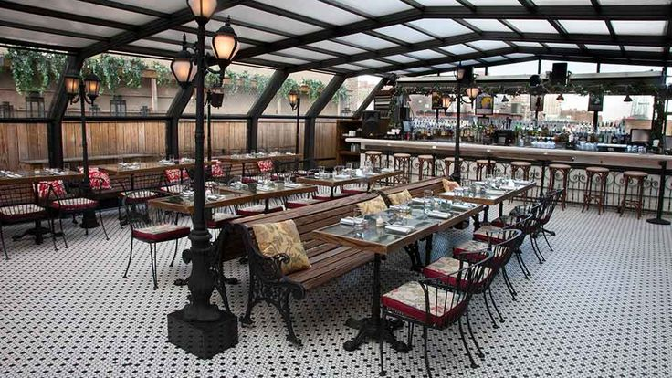 Hotel Chantelle Rooftop Bar 92 Ludlow St Rooftop bars